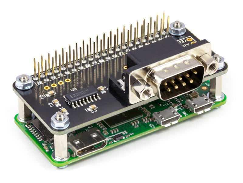 Pi Supply Serial Pi Zero