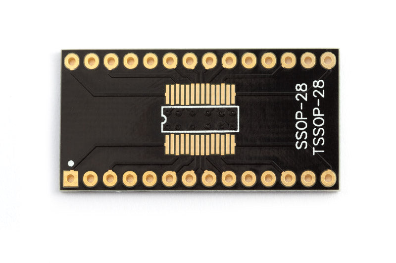 Pi Supply TSSOP to DIP Adapter 28 Pin