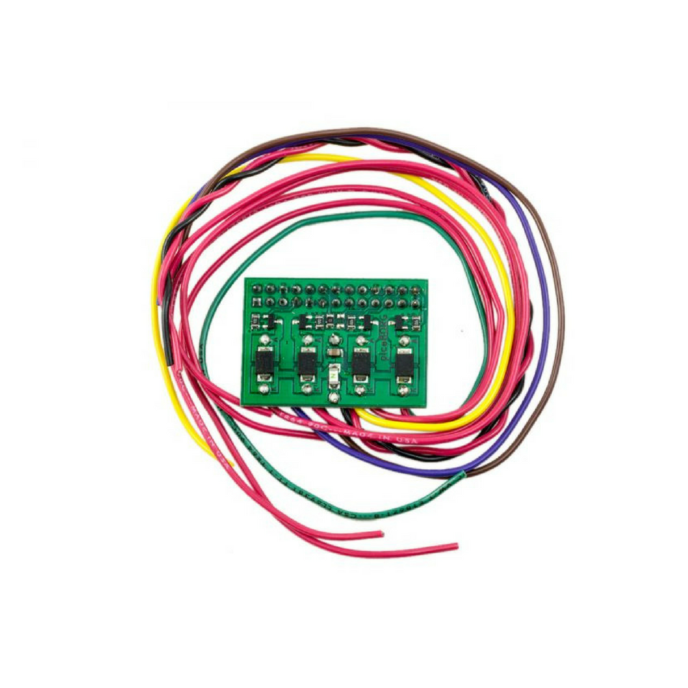 PicoBorg - Quad Motor Controller with Soldered Wires
