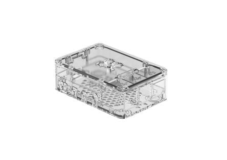 Raspberry Pi 4 Case - Clear