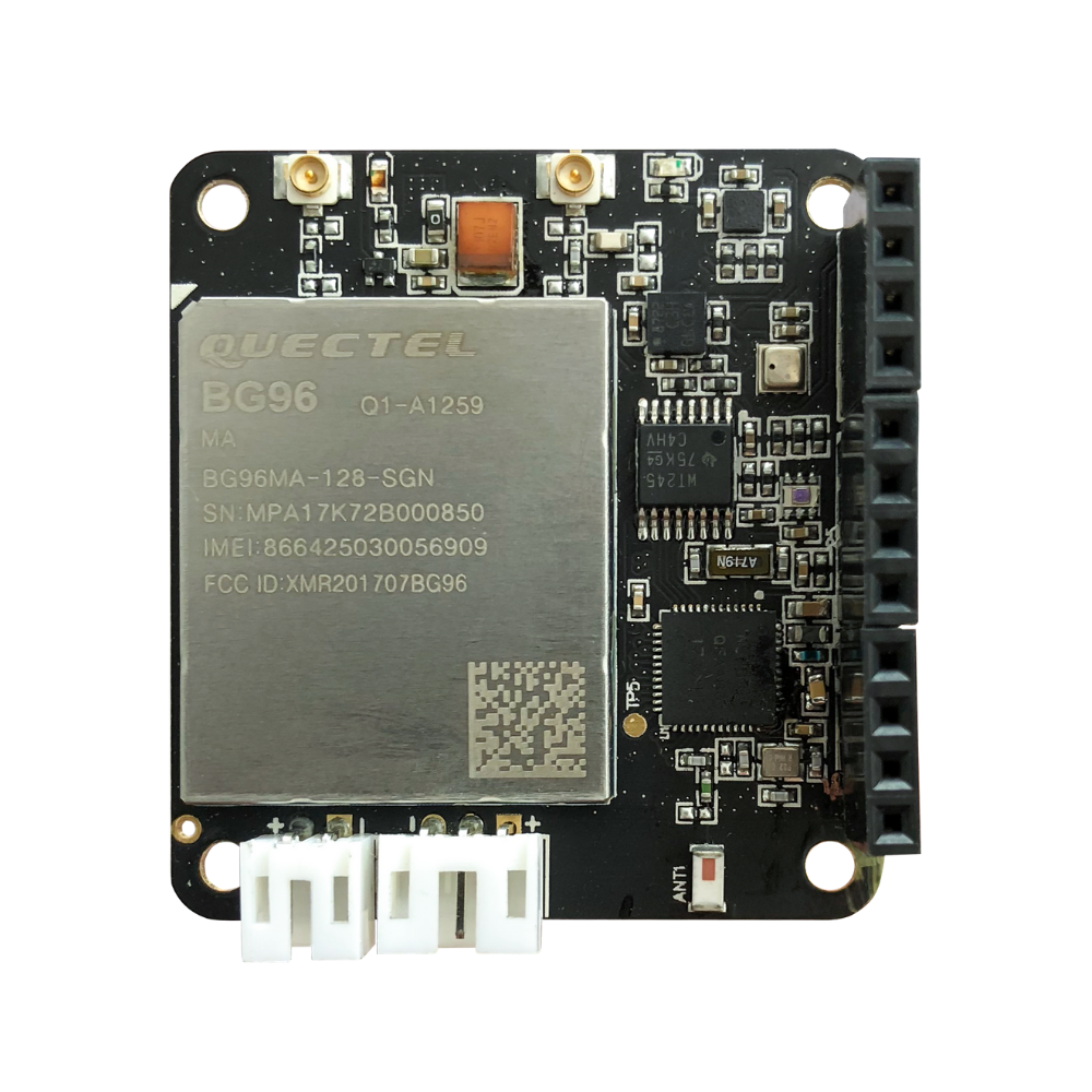 RAK8212-M Low Cost version iTracker Pro Sensor node and GPS BG96 Module BLE+GPS+Bluetooth5 All in one cellular IoT module