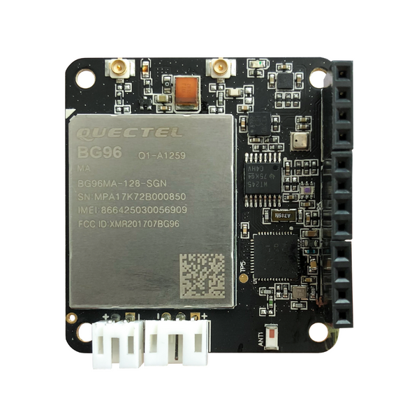 RAK8212 iTracker Pro all in one IoT Sensor node and Tracker Module (BG96  based) with BLE 5, GPRS, GPS and Sensors