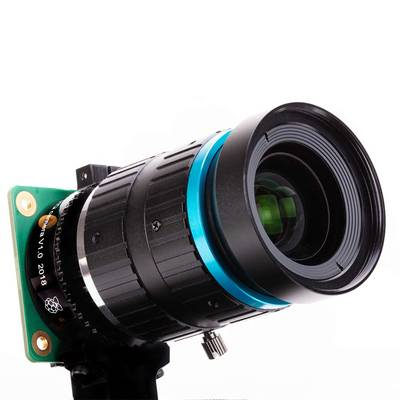 Raspberry Pi High Quality Camera Lens (6mm & 16mm)
