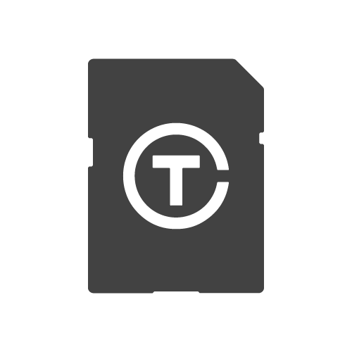 TrezarCoin 16GB SD Card - StakeBox OS