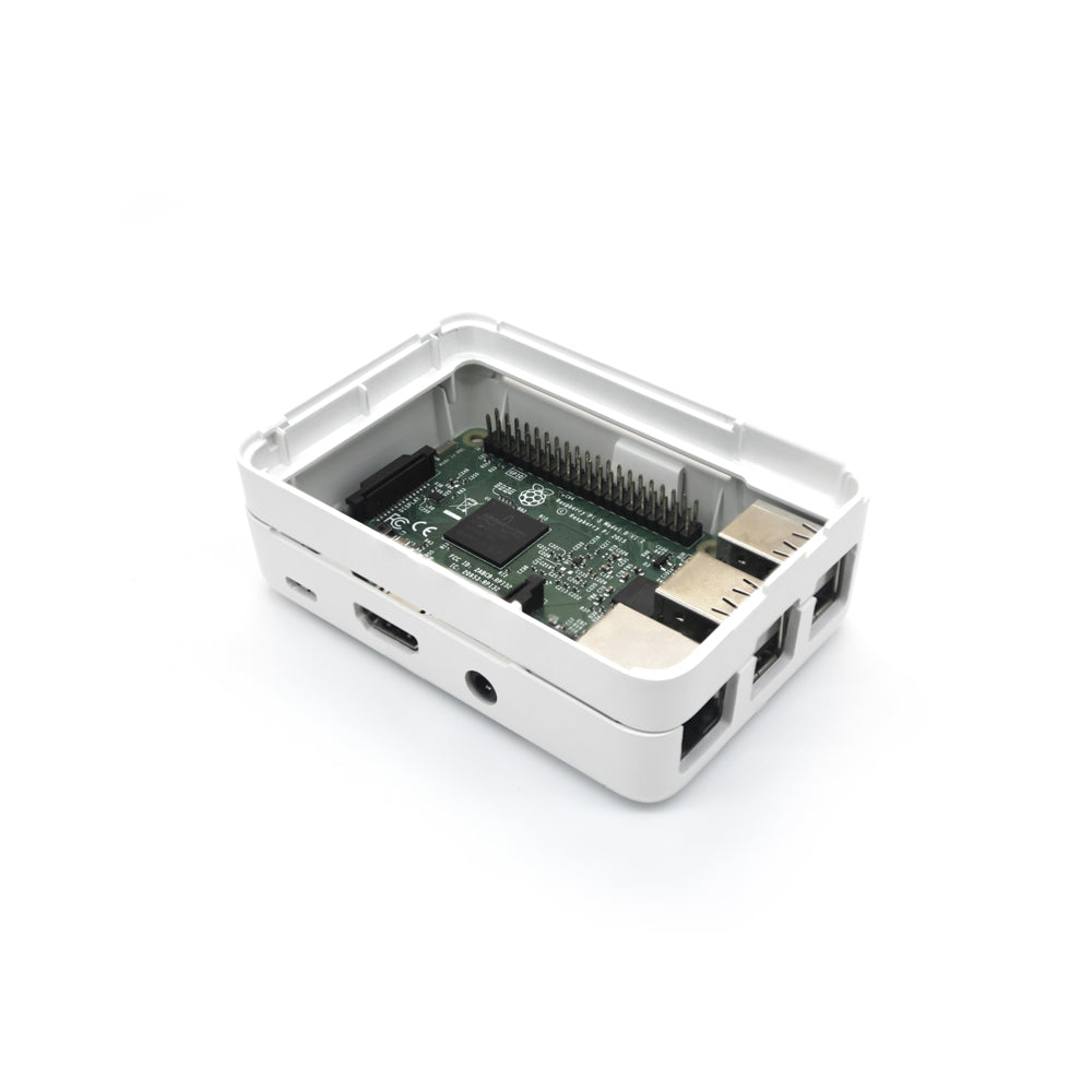 Short Crust Plus - the perfect base for your Raspberry Pi (3, 2 & B+)