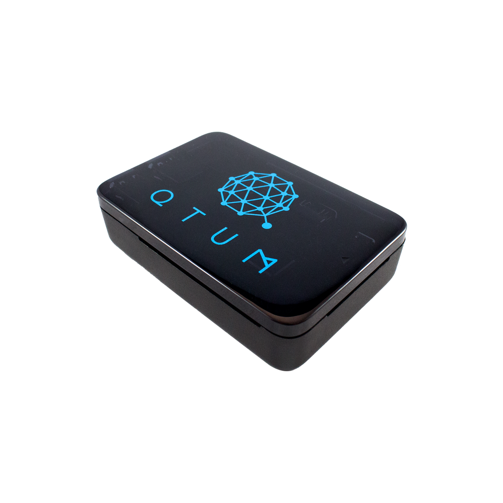 QTUM StakeBox Case