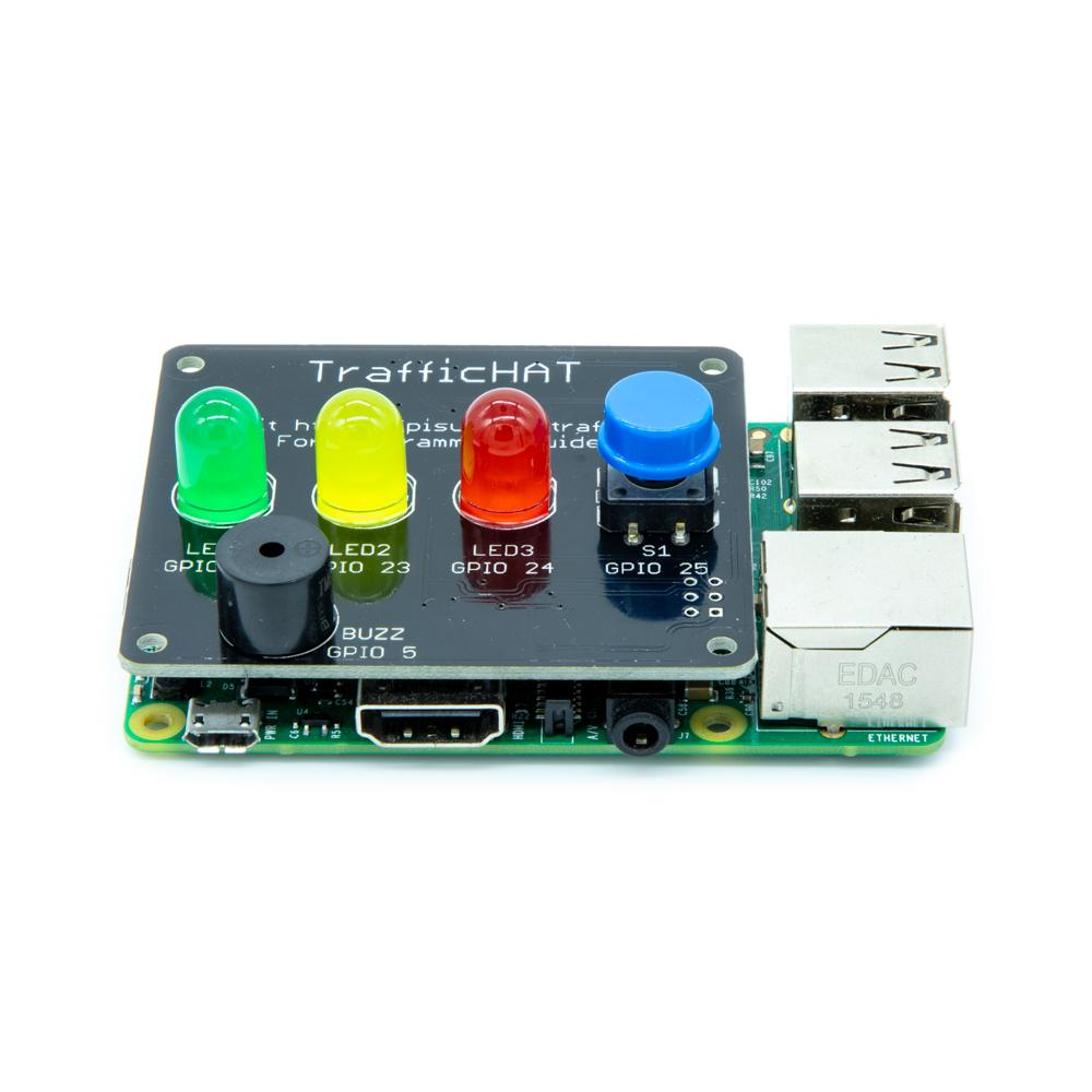 Traffic HAT for Raspberry Pi