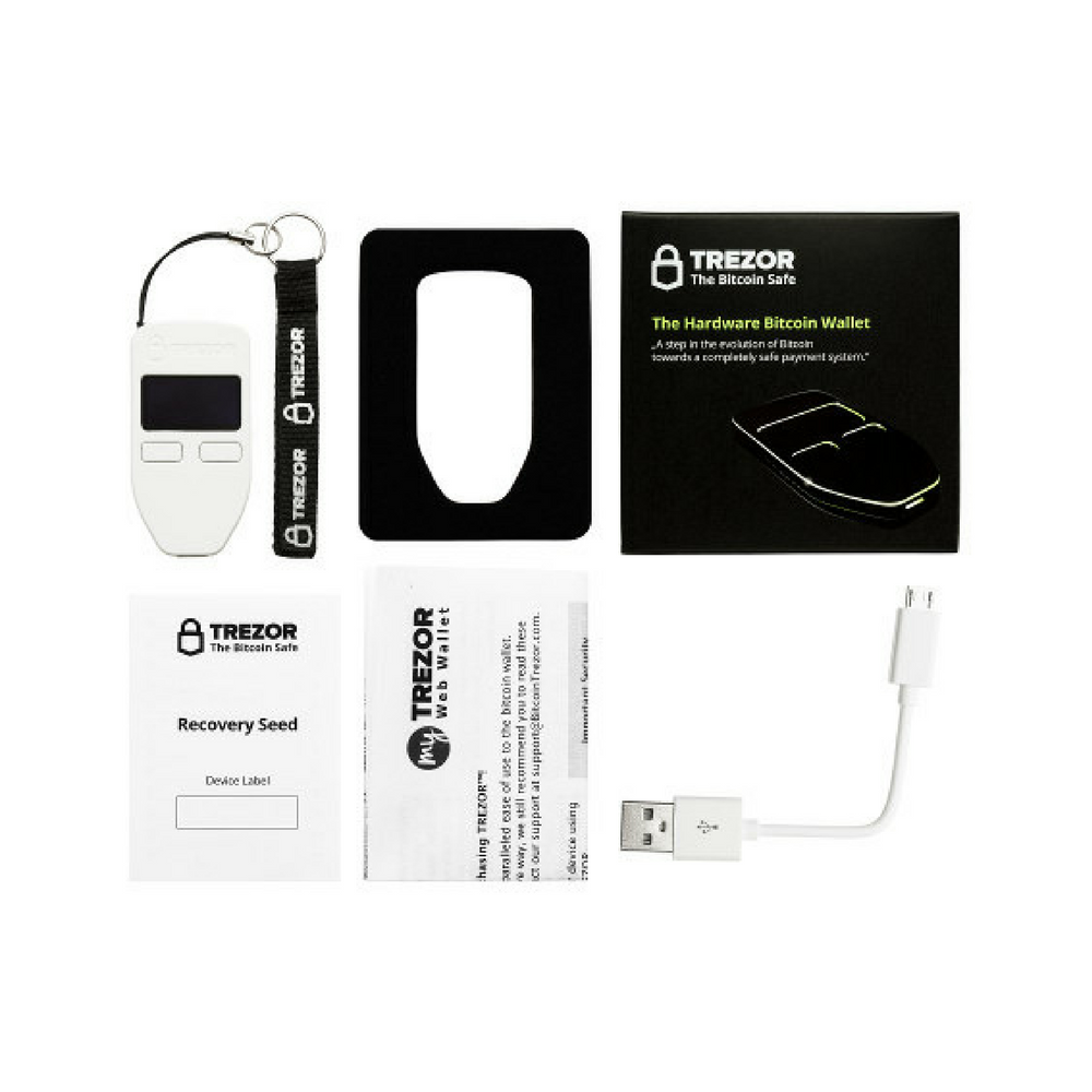 TREZOR: The Hardware Crypto Currency Wallet