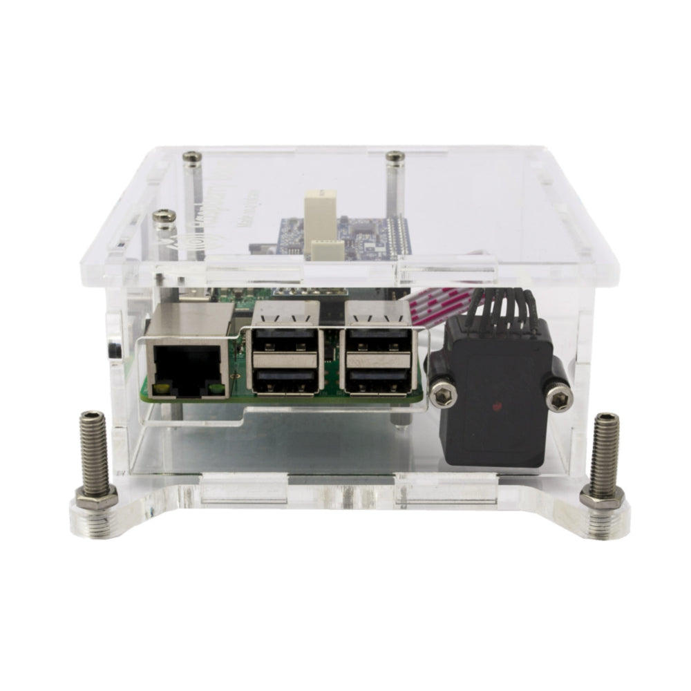 Turnkey IoT Atmospheric Infrasound Monitor for Raspberry Pi | RBOOM