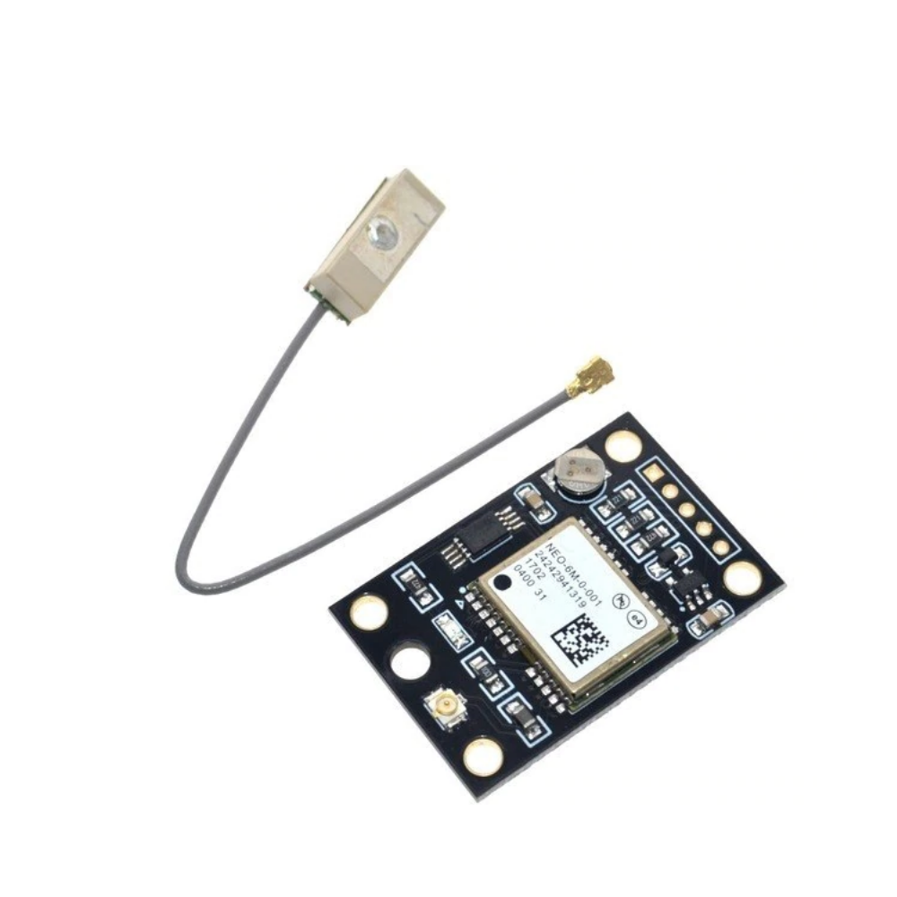 Ublox NEO-6M GPS UART Module Breakout with Antenna