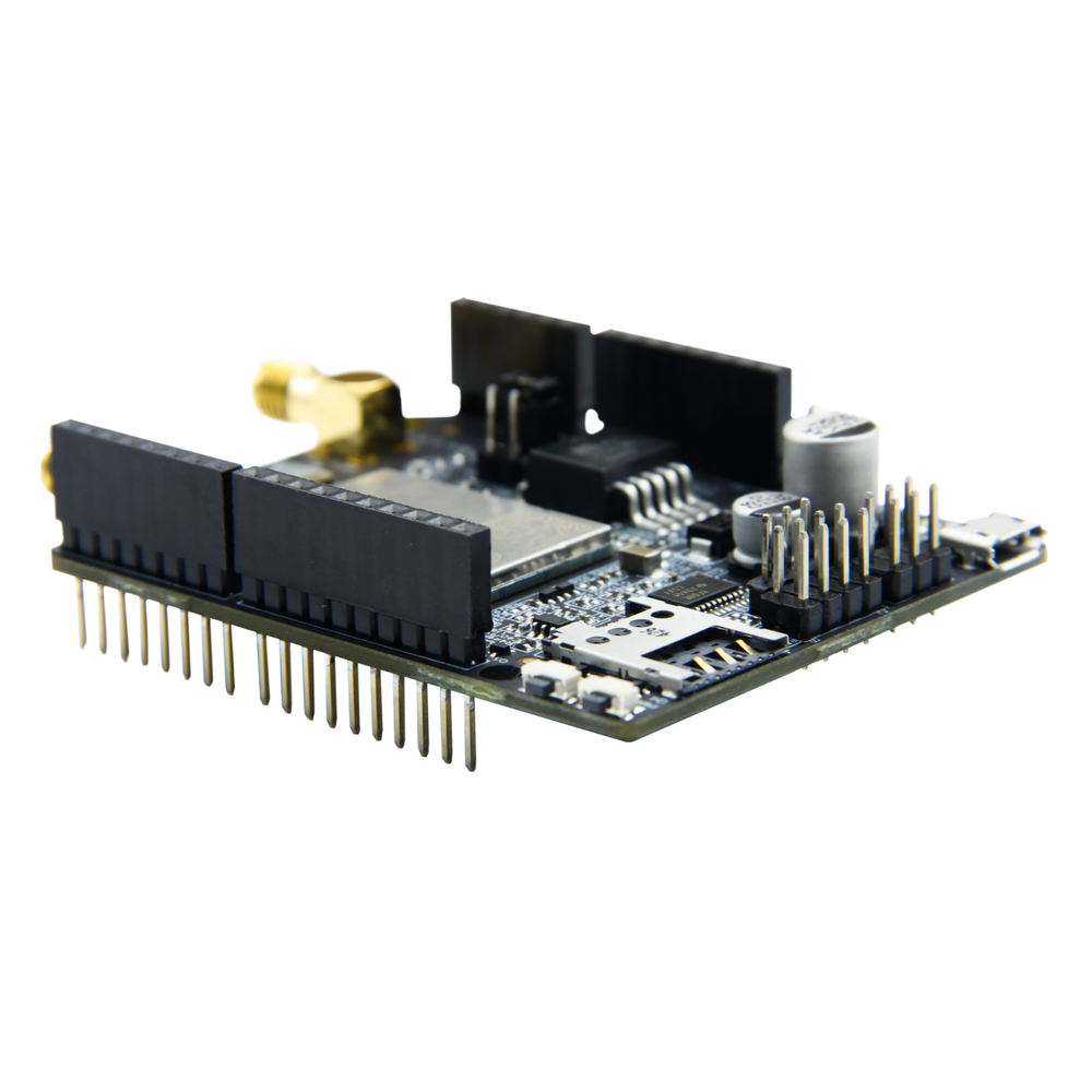 WisLTE (Quectel BG96 based) NBiot Arduino friendly single board computer RAK8214 - supports LTE Cat M1,CatNB1 and EGPRS module