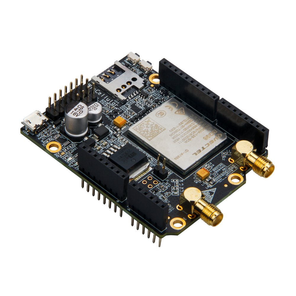 WisLink Cellular BG96 Arduino Shield
