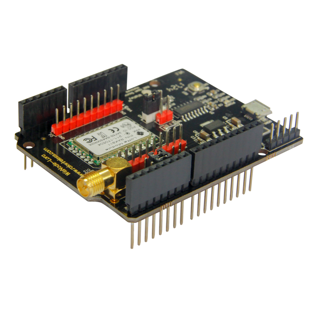 WisNode LoRa / LoRaWAN Arduino Compatible RAK811 development board and Arduino shield