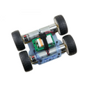 YetiBorg V2 - 4WD Robot Kit (Includes Raspberry Pi Zero)