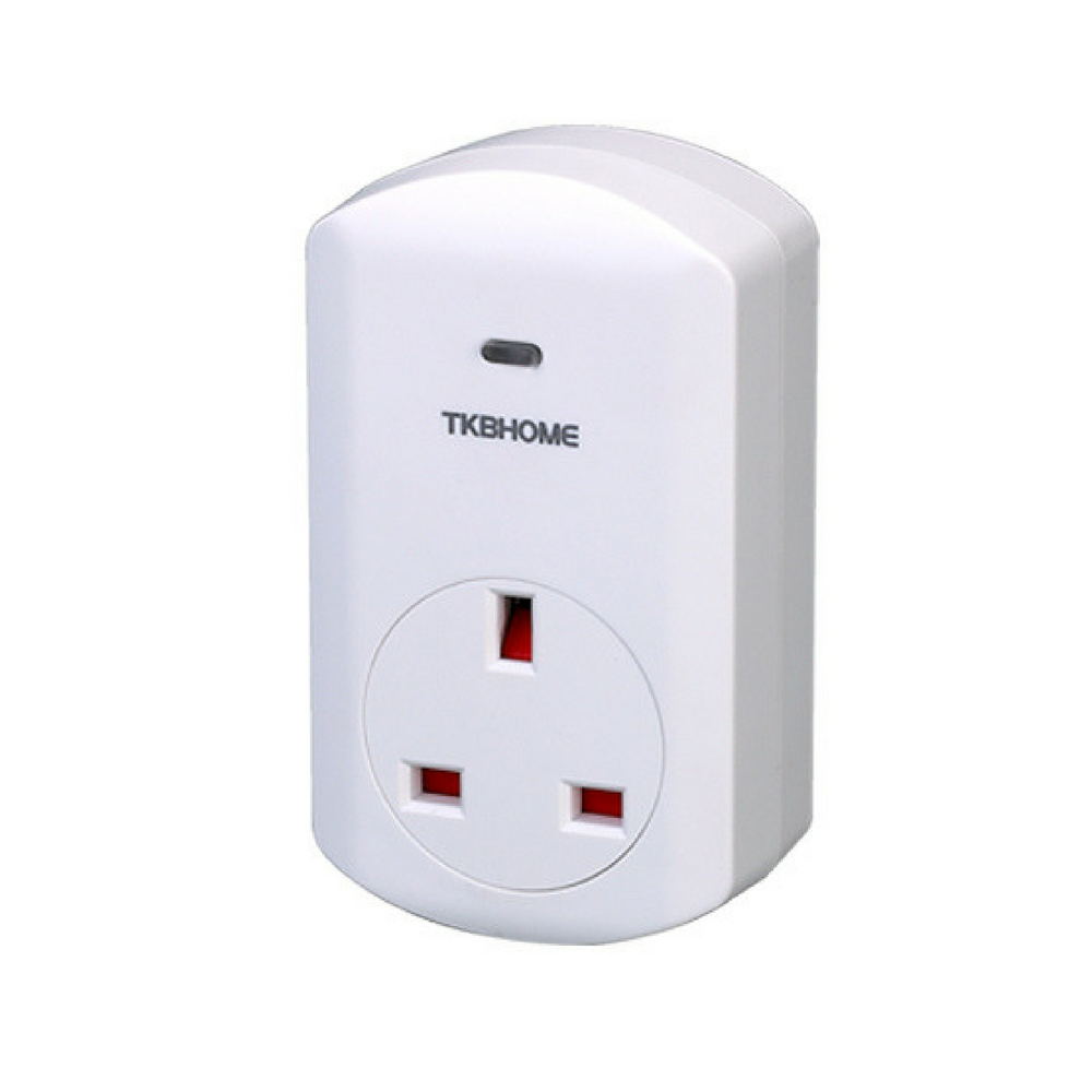 Z-Wave Smart Energy Plug-in Switch with Power Metering (TZ69E)