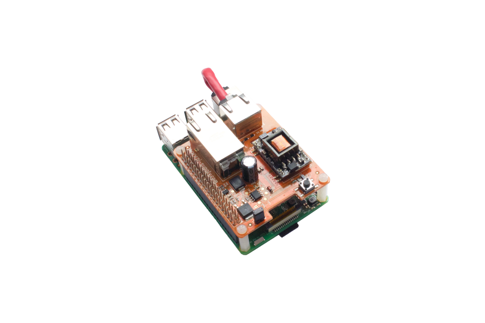 Pi PoE Switch HAT - Power over Ethernet for Raspberry Pi – Pi Supply