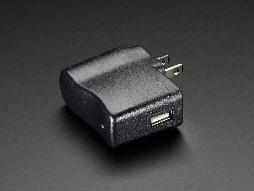 USB Port Power Supply Rear