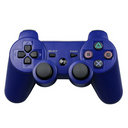 Bluetooth Game Console Controller For Playstation and Raspberry Pi - Blue
