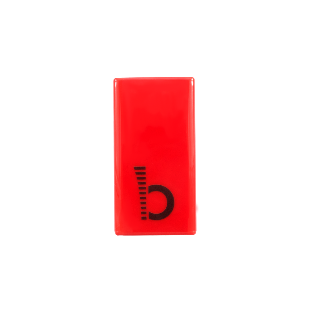 JustBoom Digi Zero Case - Red