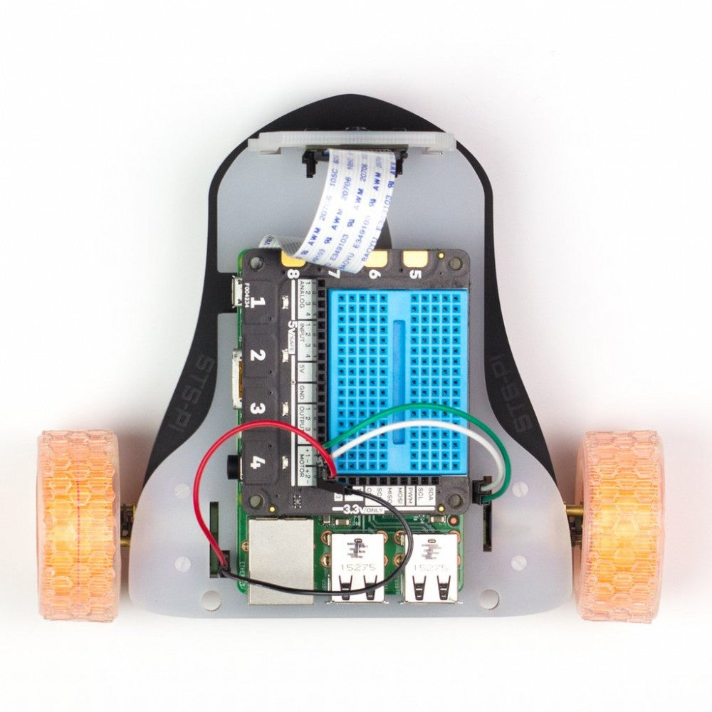 STS-Pi - Build a Roving Robot 3