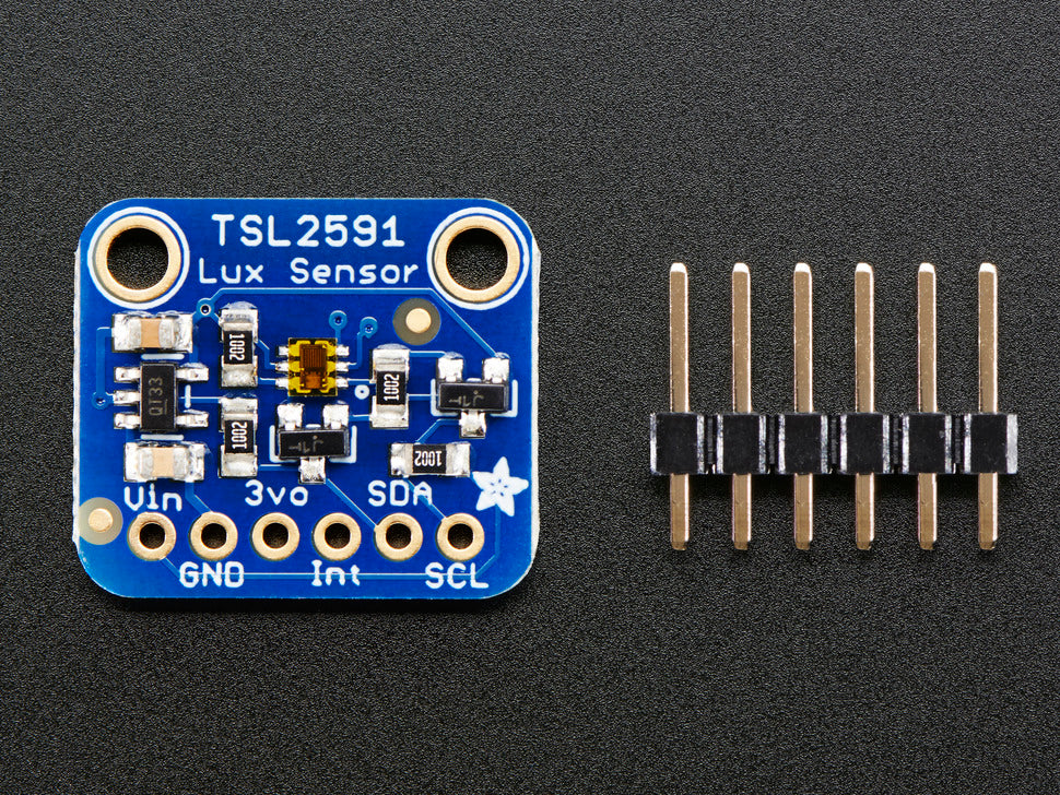 Adafruit TSL2591 LUX Sensor (Top View)