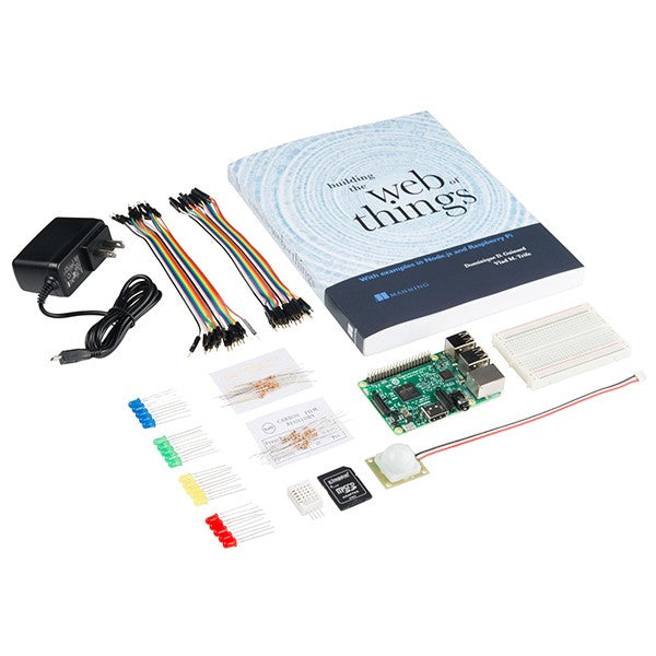 The Web of Things Kit