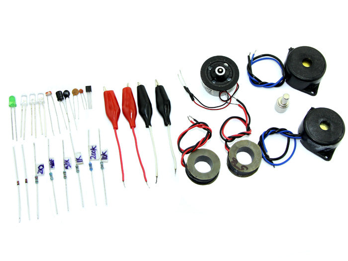 expEYES Junior Parts