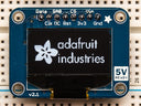 Adafruit Monochrome 0.96