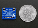 Adafruit TSL2591 LUX Sensor (Bottom View)