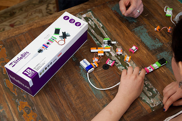 littleBits Just Snap Together!