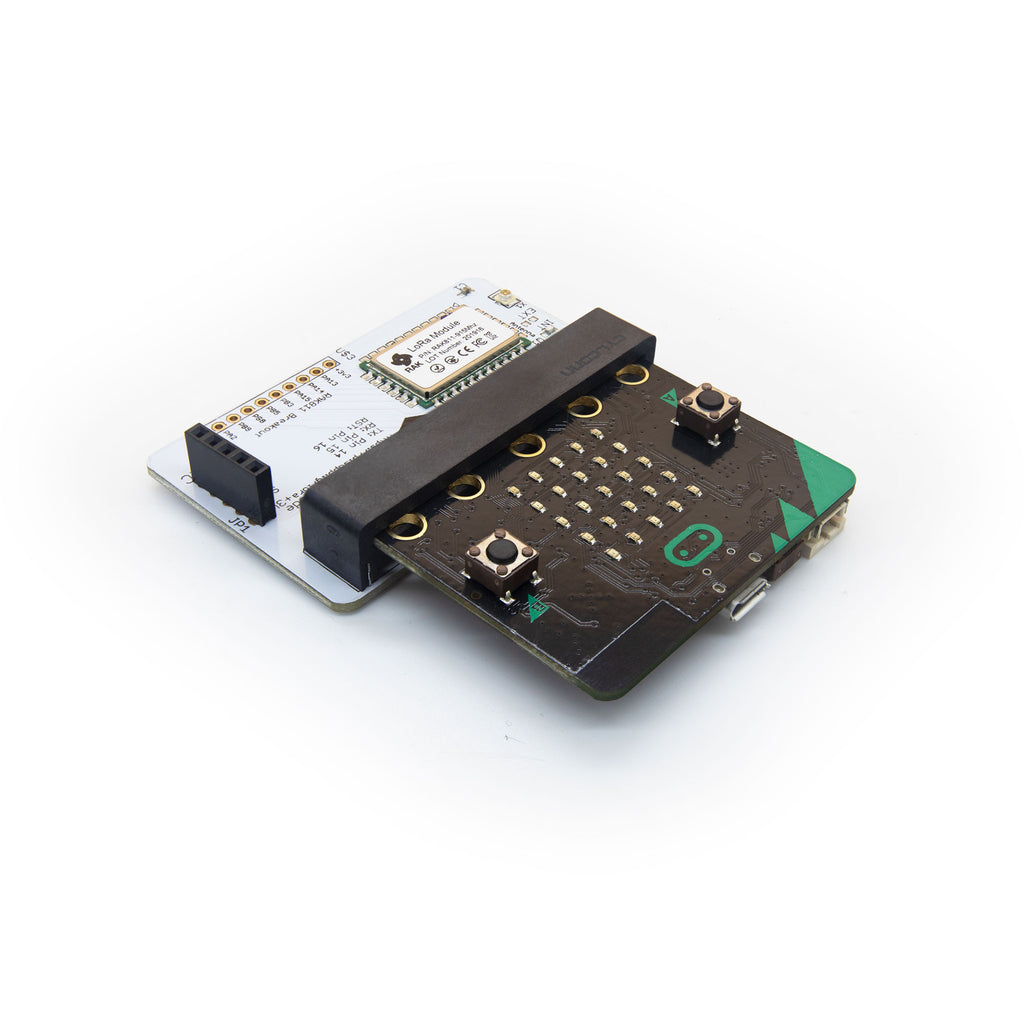 IoT micro:bit LoRa Node (Multi Frequency)