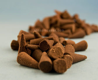 "Incense Cones - 1"" - 25pc"