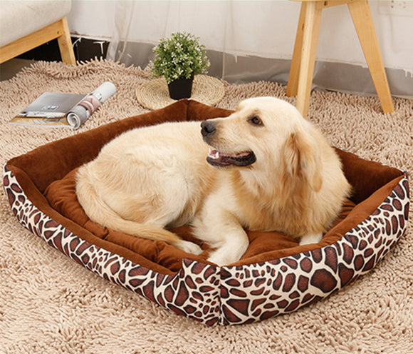 Super Big Dog Beds for Large Dog House Warm