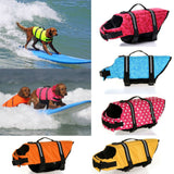 Pet Dog Life Jacket Safety Clothes for Pet Life Vest Summer Clothes Saver Swimming