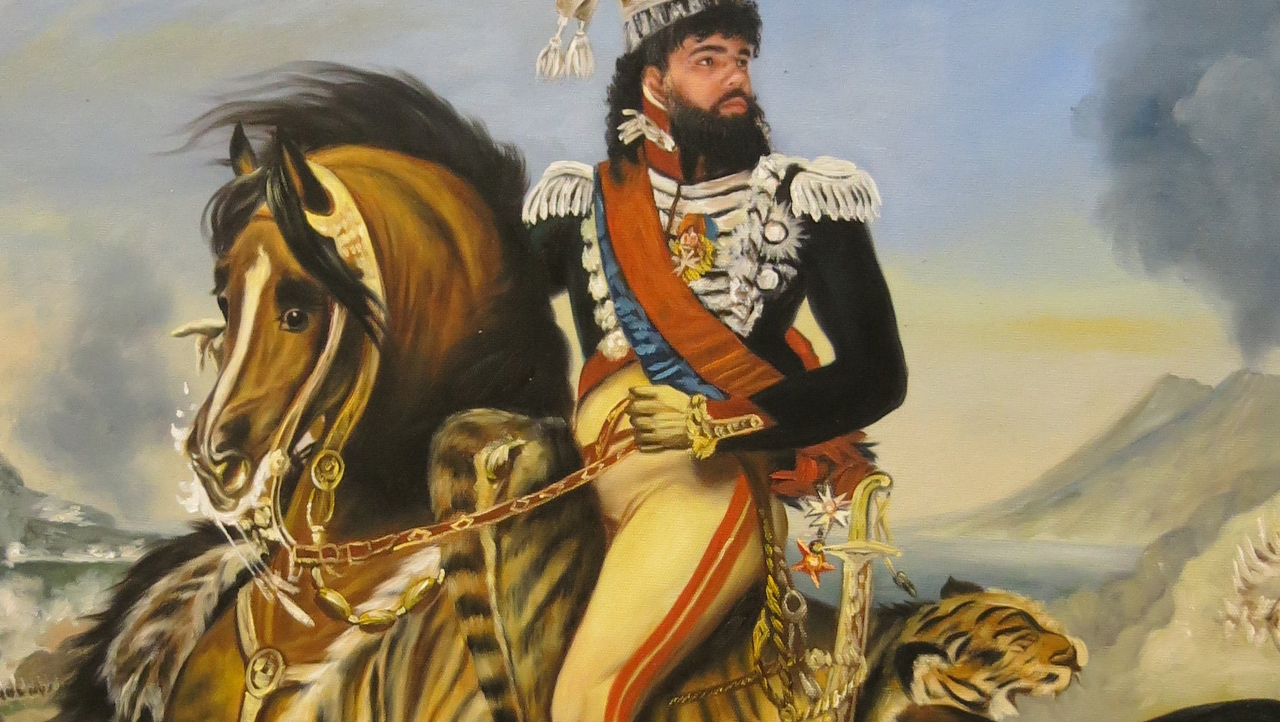 nobilified hand painted oil portraits of yourself as royalty