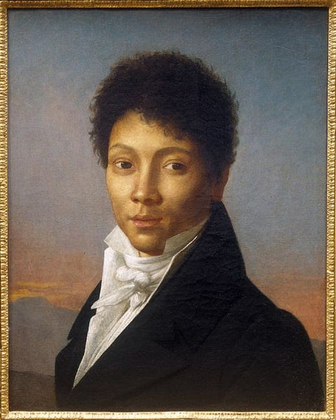 A Mulatto Gentleman