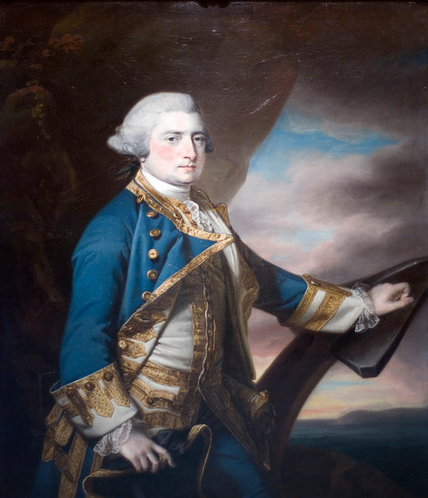 Admiral Harry Paulet, Sixth Duke of Bolton