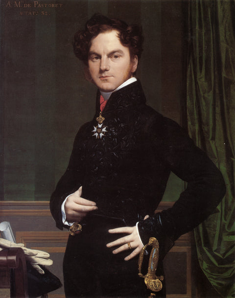 Amedee-David, the Comte de Pastoret
