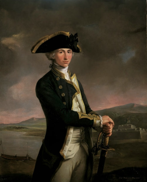 Captain Horatio Nelson