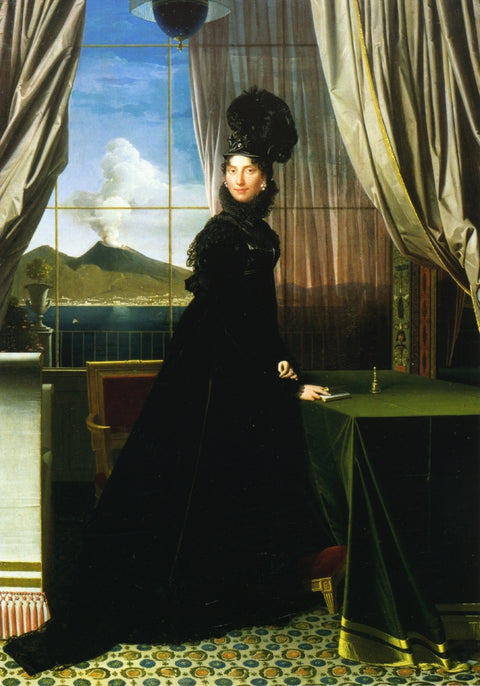 Caroline Murat, Queen of Naples