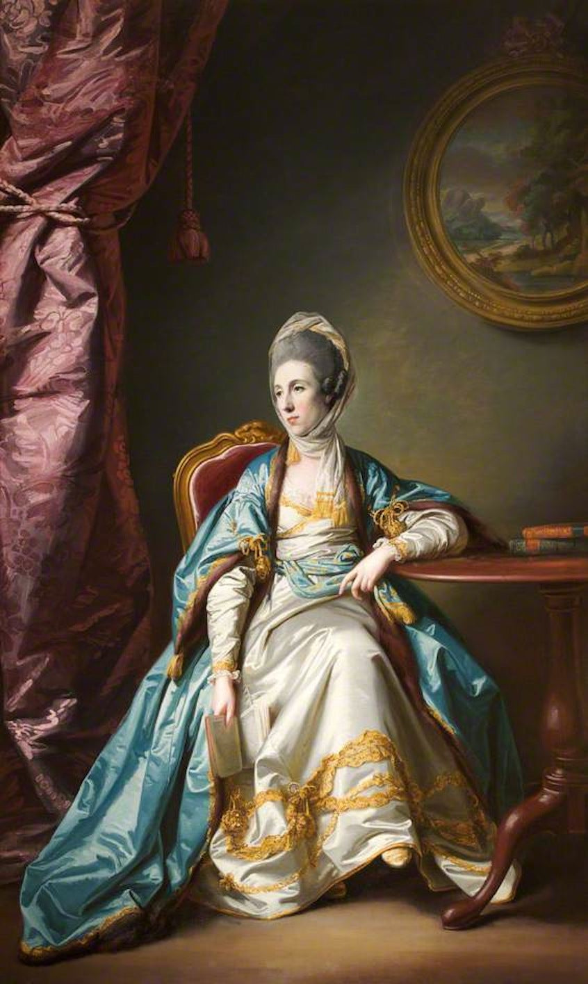 Catherine Fleming, Lady Leicester
