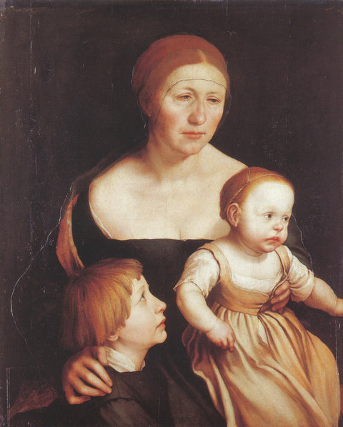 Charity (The Family of the Artist)
