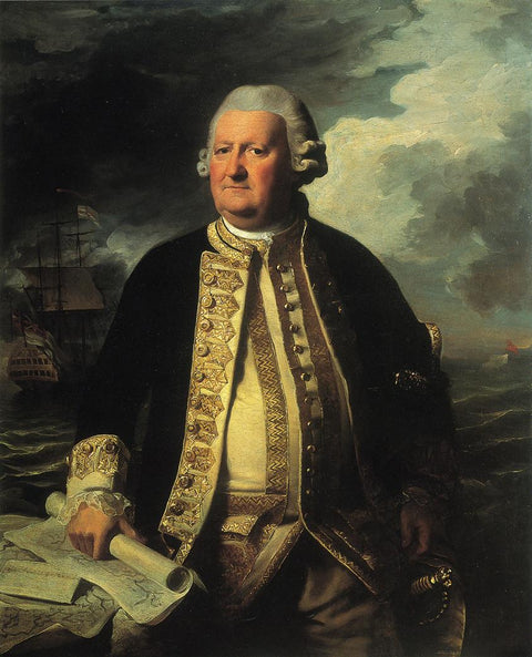 Clark Gayton, Admiral of the White