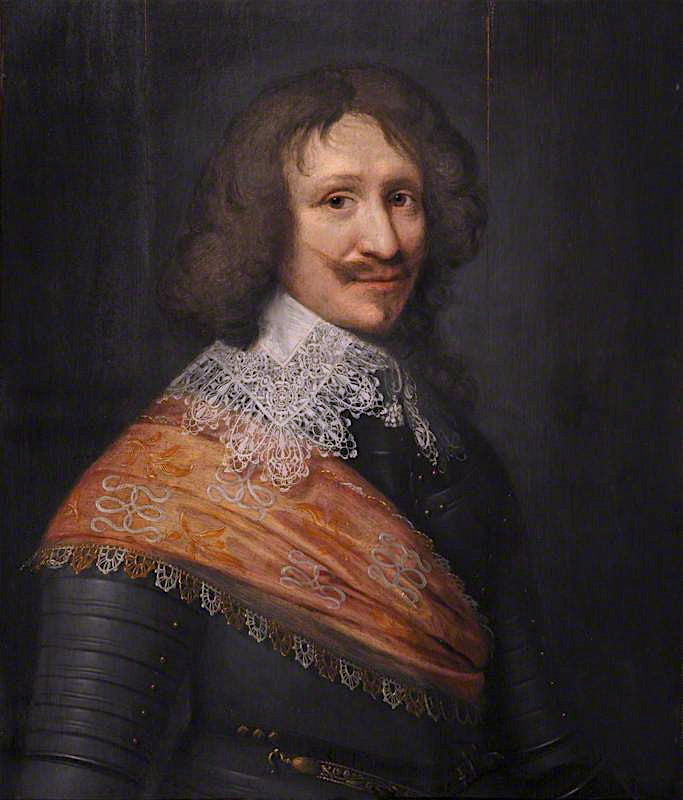 Count Johann von Merode, Grand Bailiff of Kennerland