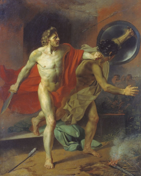 Death of Alcibiades