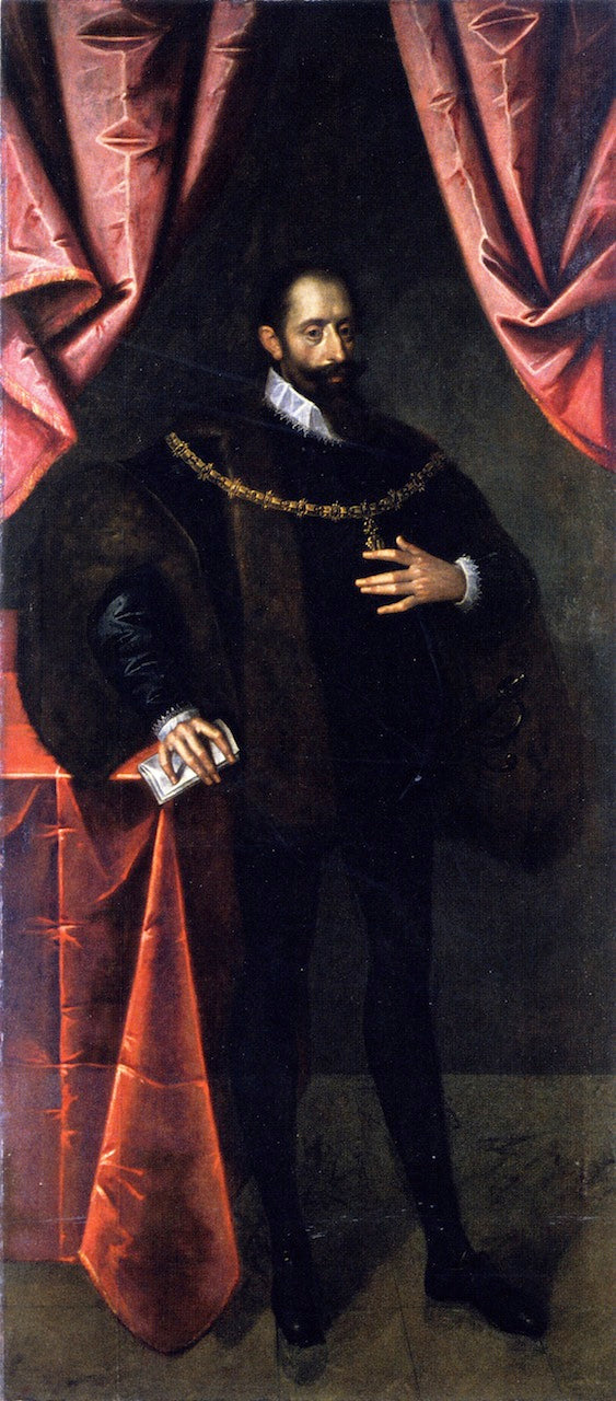 Duke William V of Barvaria