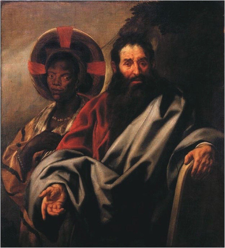 Moses and his Ethiopian Wife