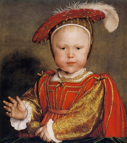 Edward VI of England as a child