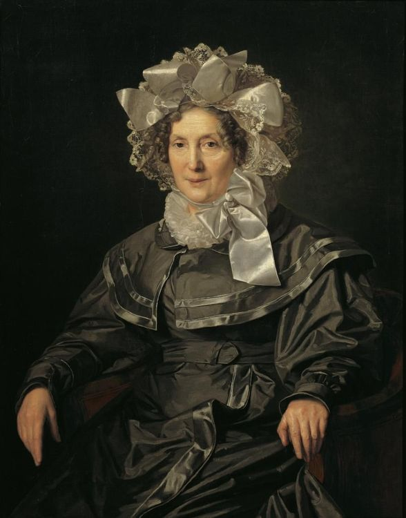 Elisabeth Waldmüller, the Artist's Mother