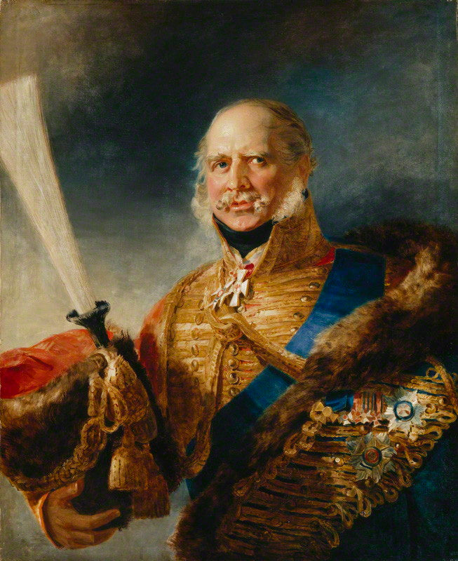 Ernest Augustus - Duke of Cumberland and King of Hanover